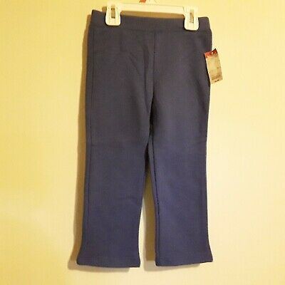 Girls sweatpants brand Joe Boxer new with tags color blue