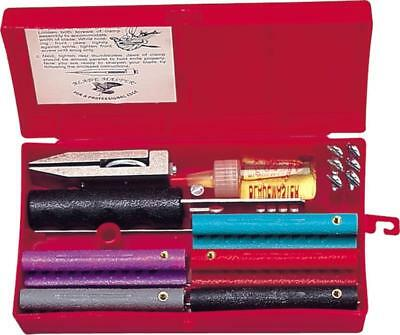 Frost Cutlery Blademaster Knife Blade Making & Maintenance & Care Deluxe Kit M5