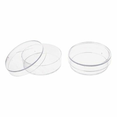 10 pcs. 35mm x 10mm Sterile Plastic Petri Dishes with Lid for LB Plate Yeast B3