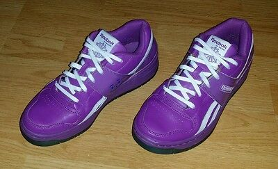 MEN S REEBOK CLASSIC Kool Aid Grape Purple Shoes Size 7 (W-110 ... 57f9a8720