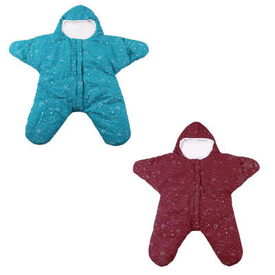 b0753057c STARFISH NEWBORN SLEEPING Bag Winter Cute Warm Outdoors Baby ...