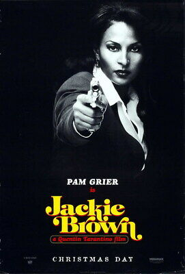 "003 Jackie Brown - Crime Thriller1997 USA Classic Movie 14""x20"" Poster"