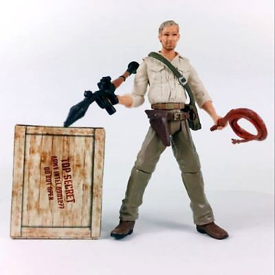 "New Indiana Jones Raiders of the Lost Ark Figure 3.75"" hasbro toy & accessory"