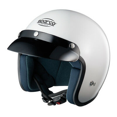 Open Face Helmet Sparco CLUB J-1 (ECE Approved) - size M