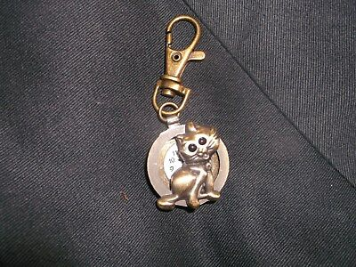 Cat Key Ring Watch...Spares and Repairs