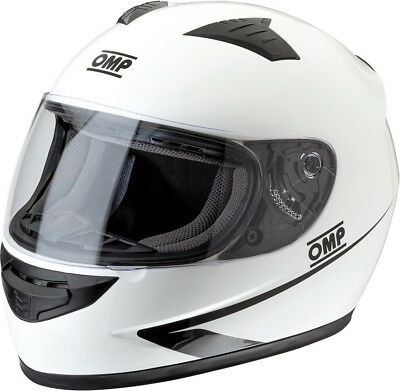 Full Face Helmet 2017 OMP Racing CIRCUIT (ECE Approved) - size M