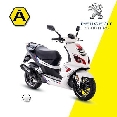 PEUGEOT SPEEDFIGHT 4 125cc LC R-CUP SCOOTER - WATERCOOLED - LEARNER LEGAL