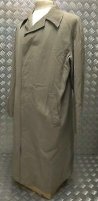 Genuine Vintage British Army D-Mob DMOB Rain/Trench Coat Other Ranks