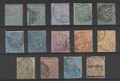 Cape of Good Hope Classic lot collection (Used) 1864-1884