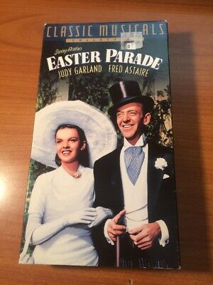 Easter Parade (VHS) Judy Garland, Fred Astaire...120