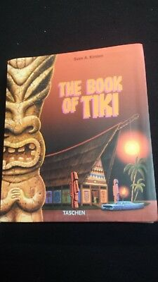 The Book of Tiki by Sven Kirsten