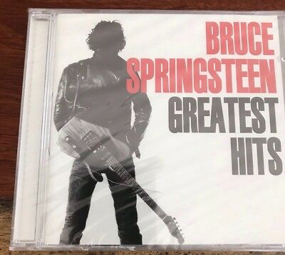 Bruce Springsteen Greatest Hits CD, Brand new