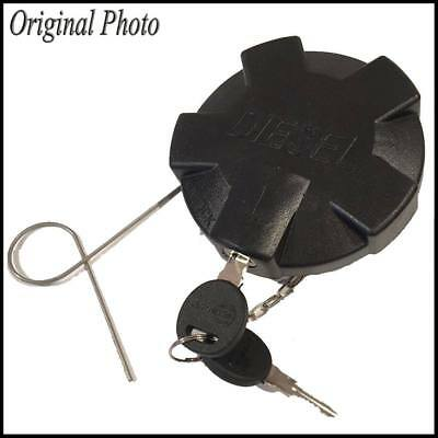 Locking Fuel Diesel Tank Cap for VOLVO FH / FM With 2 Keys Top Qyality