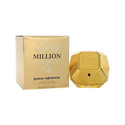 Lady Million von Paco Rabanne Eau de Perfume Spray 80ml für Damen