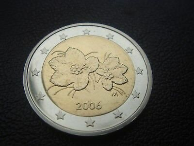 50 cent total 6 coins 0,88 euro Finland  2006 year UNC coin set from 1 cent