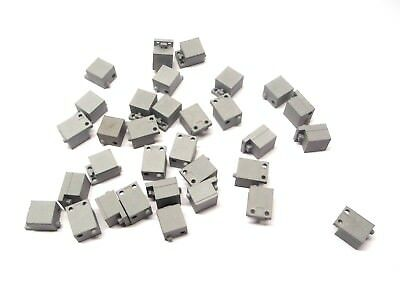 Lot of 32 Phoenix Contact 0801715 CES-STPG-GY Cable Sleeve Gray Grommet