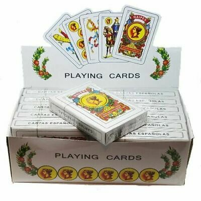 Brisca Naipes Baraja Espanola 50 Spanish Playing Cards Deck - Free Shipping