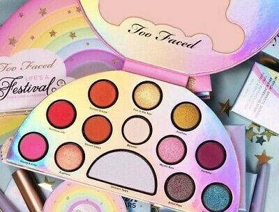 TOO FACED - Life's A Festival Eye Shadow Palette - limited edition
