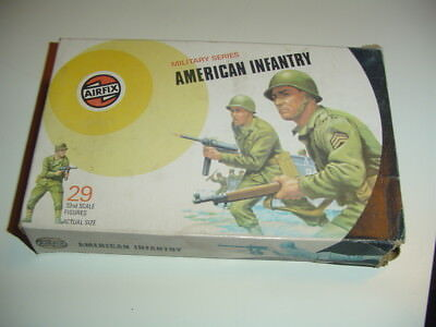 Airfix 1/32 American Infantry