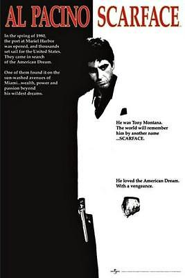 Scarface : One Sheet - Maxi Poster 61cm x 91.5cm new and sealed