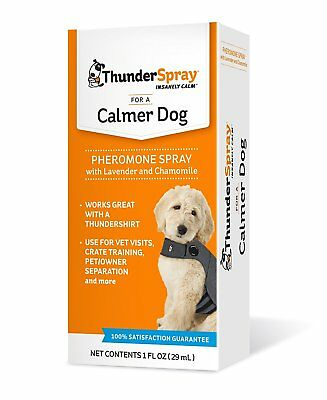 ThunderSpray Calming Dog Pheromone Spray