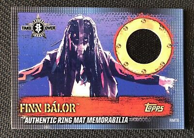 Topps Slam Attax 10th Edition - Ring Mat Memorabilia FINN BALOR / RMTB