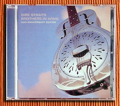 Dire Straits - Brothers in Arms 20th Anniversary 5.1 Hybrid Sacd Versiegelt