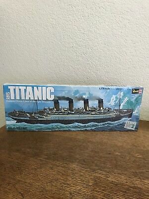 Revell RMS TITANIC 1/570 Scale Length 47cm Skill 2 New Sealed