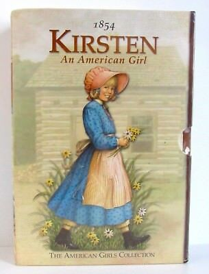 Complete 1-6 American Girl KIRSTEN Box Set Books 1854 Janet Shaw NEW L3