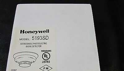 Honeywell 5193SD Addressable Photoelectric Smoke Detector ON SALE & BRAND NEW!!