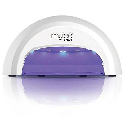 LED Nail Drying 15-Second Convex Curing Technology From Mylee PRO 5 Salon Series