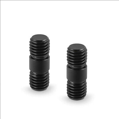 SmallRig M12 to M12 Double End Stud Rod extension Connector  -900