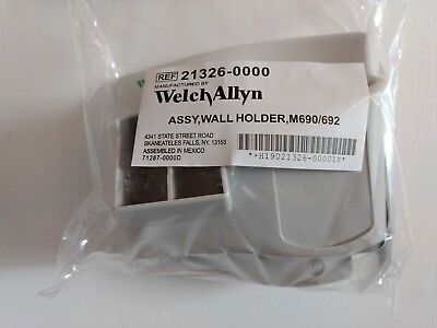 NEW WELCH ALLYN 21326 Wall mount holder for a 690/692 Sure-Temp thermometer.