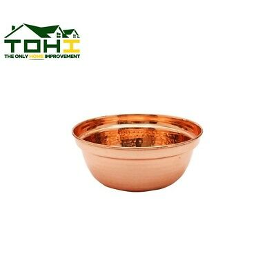 Chafing Dish Water Pan Copper Home Kitchen Tabletop Bar Serveware Accessory NEW