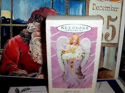 Joyful Angels`1996..#1 In The Easter Series Collection,Hallmark Easter Ornament