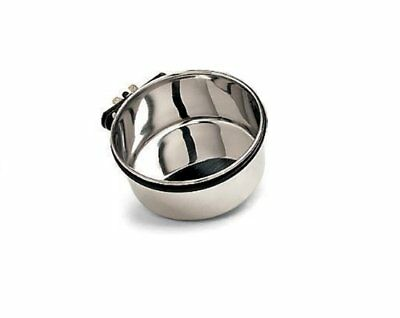 Ethical Pet Stainless Steel Coop Cup Perfect dog bowls for cages and crates 1...