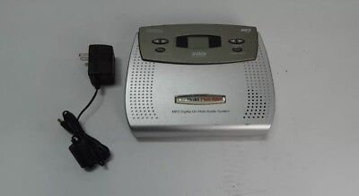 On-Hold Plus 6000 Mp3 64Mb On Board Digital On-Hold Audio System #b2