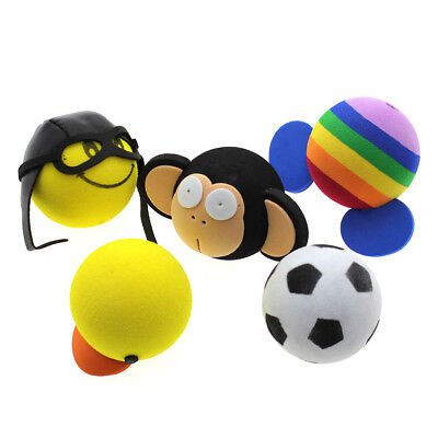 Funny EVA Car Aerial Ball Antenna Topper Truck SUV Decoration Gift Toy Pilot