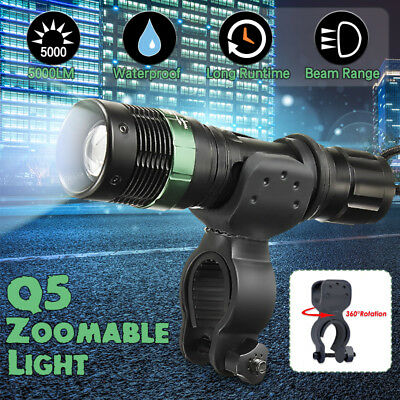 20000LM T6 LED Rechargeable Tactical Waterproof 18650/AAA Torch Flashlight UK