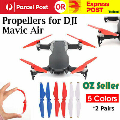 2 Pairs Quick Release Propellers CCW/CW Props Blades For DJI Mavic Air Drone