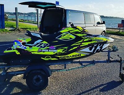 SEA-DOO SPARK, 110HP, Race Ski, Jetski