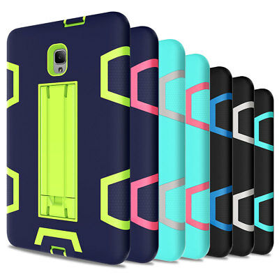 Kids Shockproof Heavy Duty Tough Case Tablet For Samsung Galaxy Tab A 8.0 T380