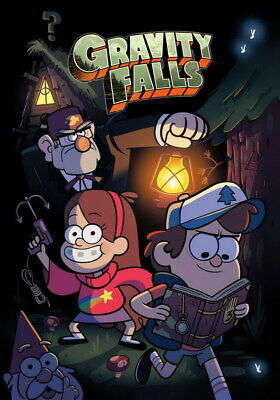 "007 Gravity Falls - Disney Mabel Pines USA Cartoons 24""x34"" Poster"