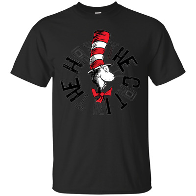 Dr. Seuss The Cat in the Hat Circle (1) T-Shirt