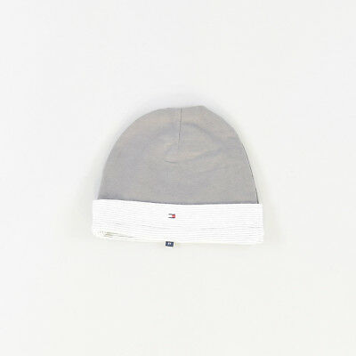 Gorro color Gris marca Tommy Hilfiger 6 Meses