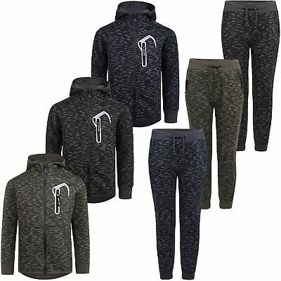 Kids Jumper or Jogging Bottoms Boys Girls Hood Top Pants Tracksuit 3-14 Years