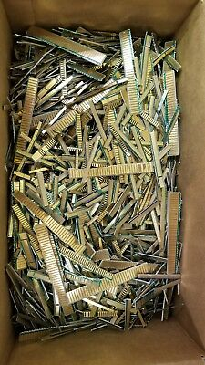 27 LBS of Double Sided Gold Fingers Close Cut for Gold Scrap Recovery