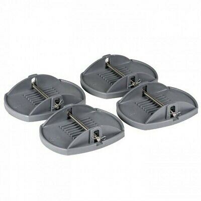 Kampa Pro Caravan Corner Steady Stabilising Feet with Metal Pins