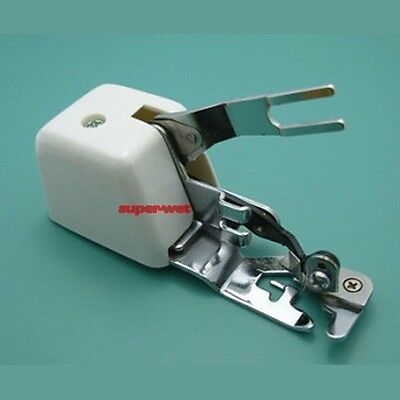 1 Side Cutter Foot Presser for Domestic Sewing Machine Zig Zag Universal