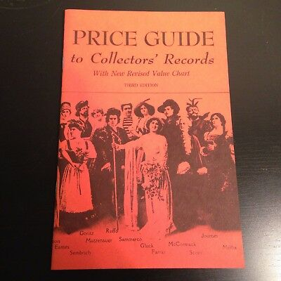 Julian Moses PRICE GUIDE TO COLLECTORS' RECORDS 3rd Edition 1976